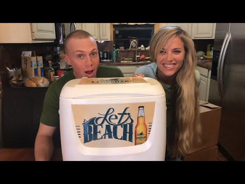 Gigantic COOLER Giveaway! ft. Special US Marine Guest