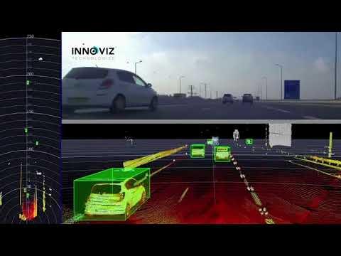 Innoviz Launches Revolutionary Automotive Perception Platform to Accelerate Major Automakers' Autonomous Vehicle Production