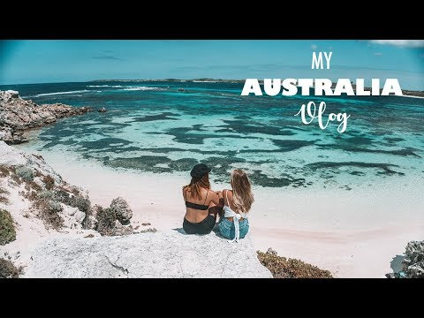 MY FIRST TIME TO AUSTRALIA!! Perth, Rottnest & Sydney