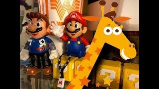 Toys r us Mario (CUSTOM!!) World of nintendo toys Toy store