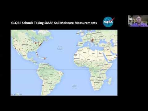 GLOBE SMAP Campaign Webinar February 2, 2016
