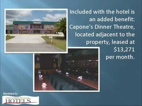 Bank Owned Florida Hotel For Sale