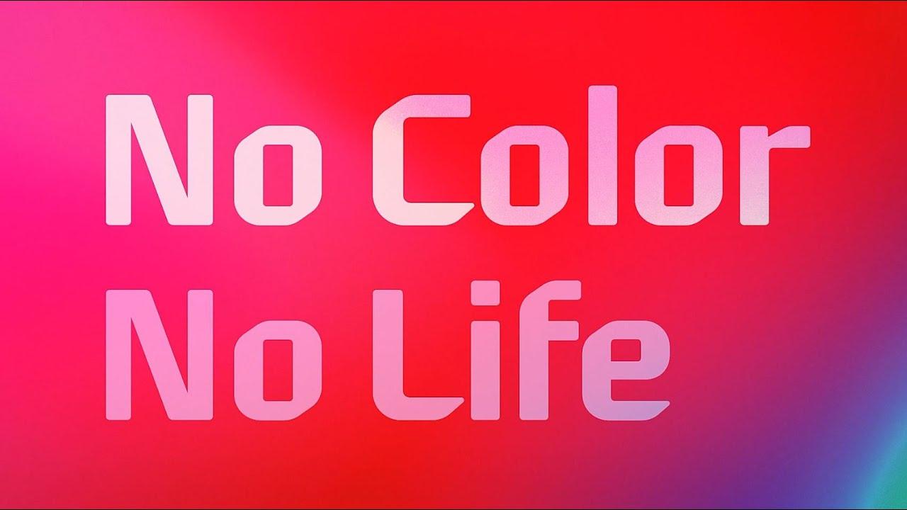 [프리미엄 컬러 by Hyundai Card] No Color No Life