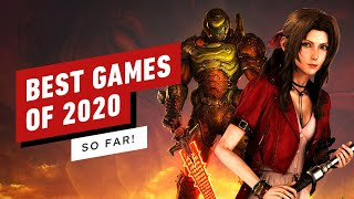 Best Games of 2020, So Far
