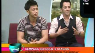 Cempaka Schools Presents Seussical The Musical on NTV 7