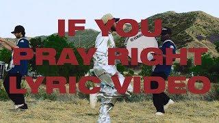 BROCKHAMPTON - IF YOU PRAY RIGHT (LYRIC VIDEO)