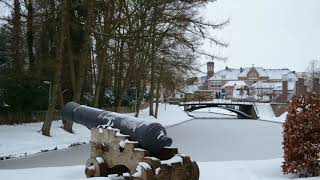 Grolse gracht in wintertooi februari 2021 - Thumbnail