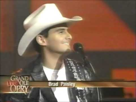 CMT Grand Ole Opry  Brad Paisley I'm Gonna Miss Her  Pt 2