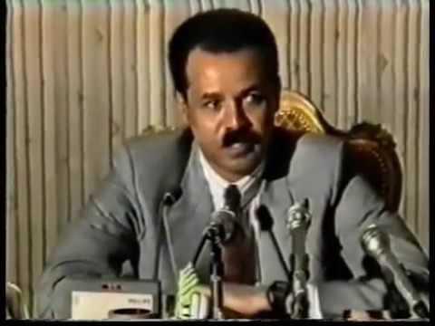 Isayas Afworki interview in Addis Abeba 1993