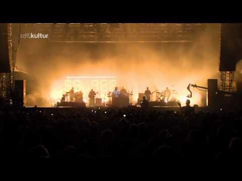 Massive Attack - Girl I Love You (Live - Melt Festival 2010)