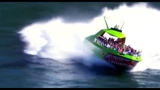 The BEAST Speedboat Ride NYC