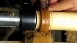 Woodturning A Napkin Ring