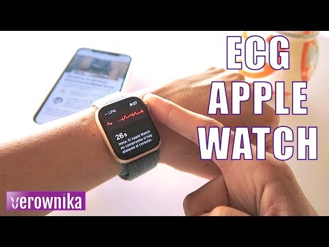 Como usar ecg apple watch 4 mexico