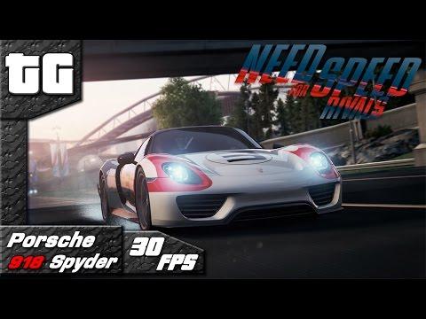 full download tg need for speed rivals porsche 918 spyder. Black Bedroom Furniture Sets. Home Design Ideas