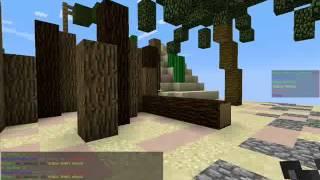 minecraft:обзор карт в annihilation-карта canyon