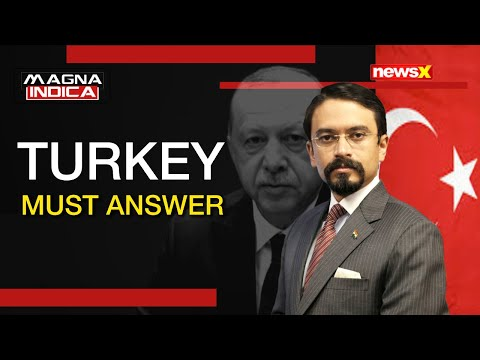Why must we called out Turkey for being a friend of Pakistan | NewsX