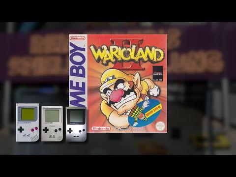 Gameplay : Wario Land 2 [Gameboy]