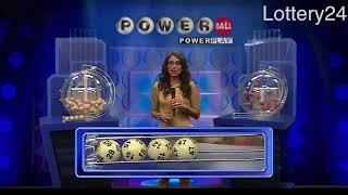 2018 08 15 Powerball Numbers and draw results