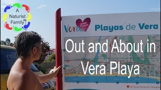 Download A Naturist Family #19 Out and About in Vera Playa