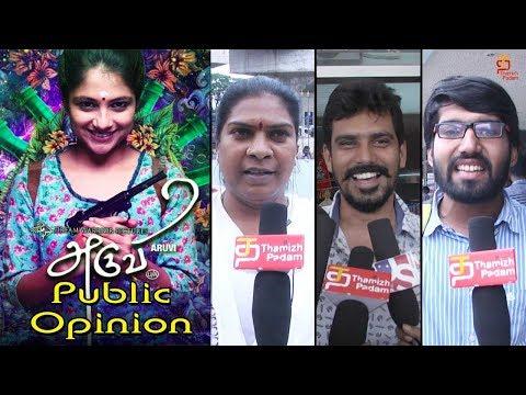 Aruvi Public Opinion | Aditi Balan | Arun...