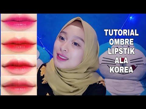 tutorial-ombre-lipstik-ala-korea-|-anisa-danisa