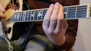 Мертвые Дельфины - На Моей Луне | Видео-урок/разбор на гитаре | Как играть