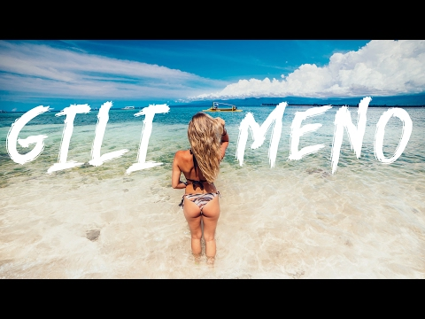 We finally found paradise // Vlog #9 Gili Meno