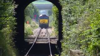 Heart of Wales Scenic Explorer 47826 & 57315 3.8.2013