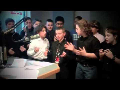 Marlboro Middle School Men's Chorus, Holiday Concert Series