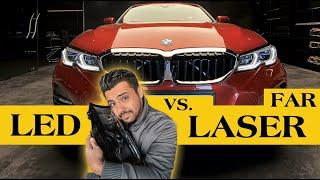 Yeni BMW 320i G20 3 serisi Lazer Far Dönüşüm| BMW G20 Lazer Led Far Teknolojisi ile ilgili Tüm Detay