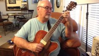 A TIME FOR US - Randy Daniels guitar