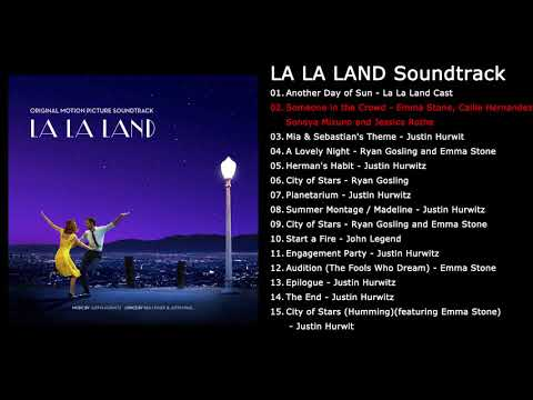 라라랜드 OST 전곡 | La La Land OST Soundtrack