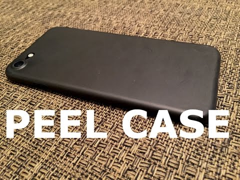peel case iphone 7