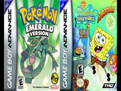 Spongebob Squarepants SuperSponge OST but with the Pokemon Emerald Soundfont