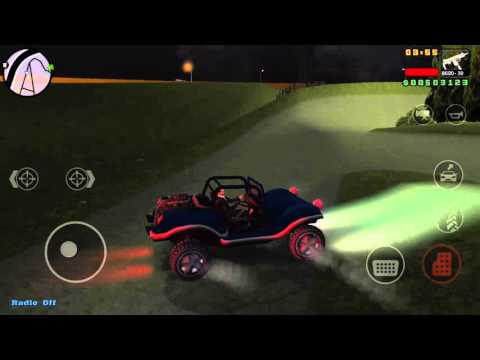 Grand Theft Auto Liberty City Stories on IOS how to get  BF Injection