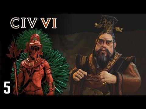 Civilization VI - A Brief Reprieve - Part 5