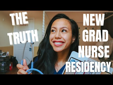 What They Don't Tell You About New Grad Nurse Residency