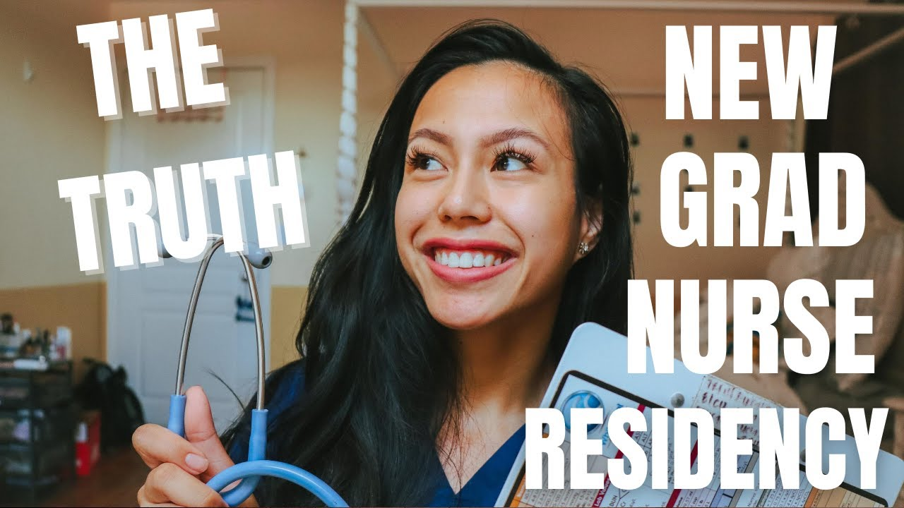 Download What they don't tell you about New Grad Nurse Residency