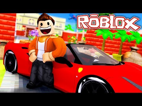 BUYING MY FIRST SUPERCAR IN ROBLOX! (Roblox Vehicle Simulator) #1