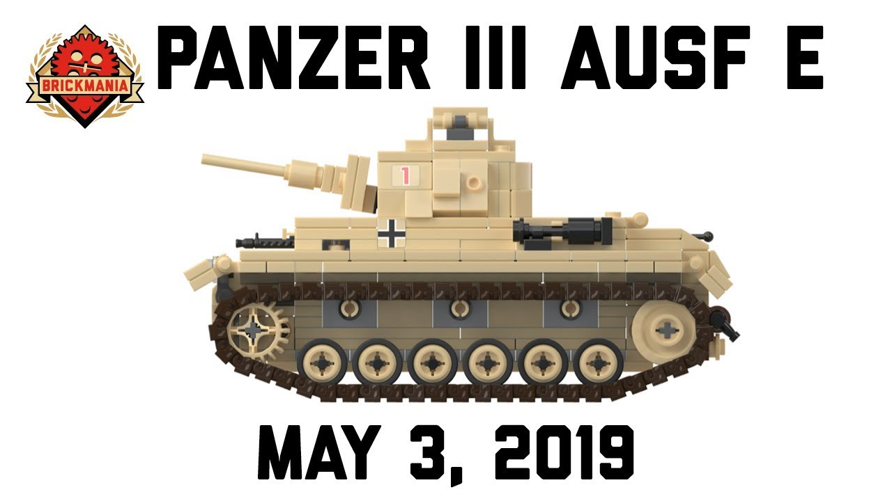 a11ba2dbad750 Panzer III Ausf. E - German Medium Tank