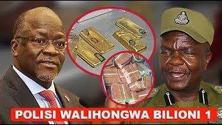"""KIMENUKA! Sakata la Dhahabu, MAGUFULI Aanika Uchafu Wote """"Polisi Wamehongwa"""""""
