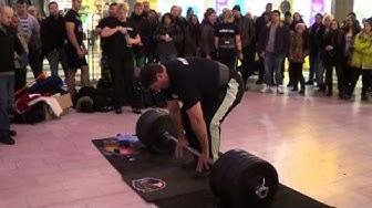 Janne Virtanen 200kg DO Axle