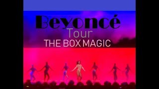 Beyoncé TOUR THE BOX MAGIC -Full HD LIVE SHOW 2018 Completo