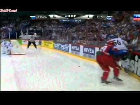 чм 2012 россия финляндия голы: