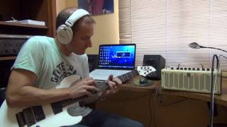 Andy James Guitar Academy Dream Rig Competition  -JOSEP SULLER