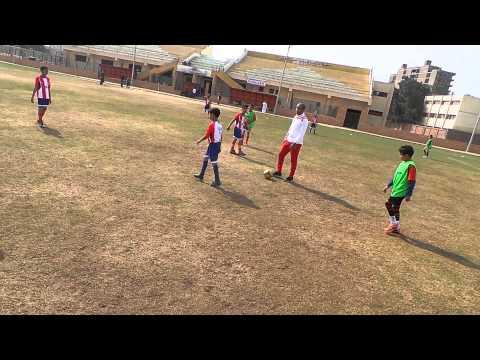 Arab soccer academy