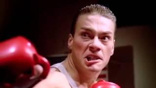 Bruce Leenin öğrencisi Jean Claude Van Dammea karşı...