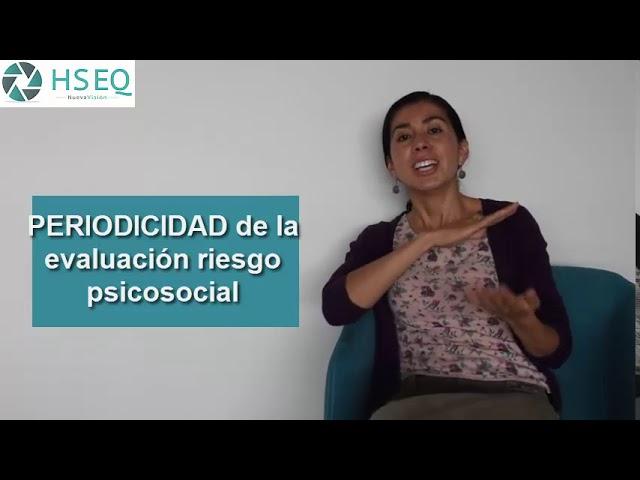 Resolución 2404 de 2019 - Riesgo psicosocial