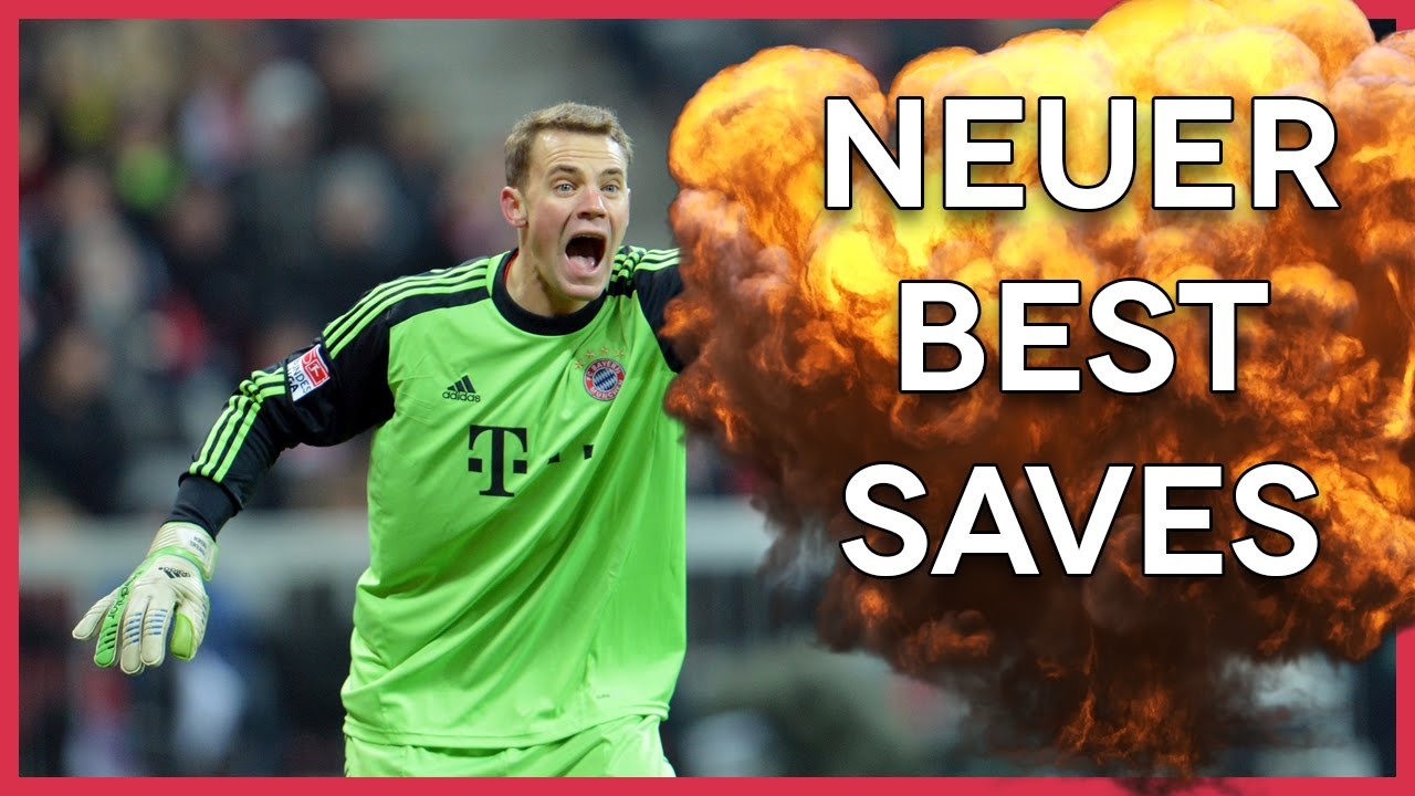 Manuel Neuer Best Saves 2008-2013 - YouTube