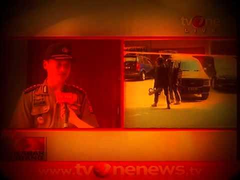 Video Amatir Penyergapan Teroris oleh Densus 88